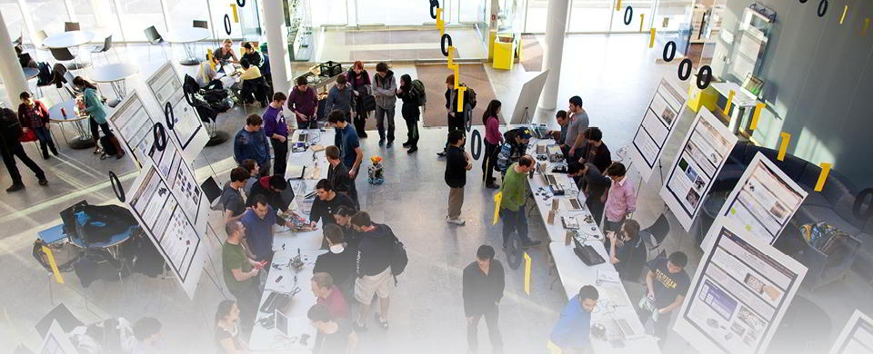 You're invited to the ISD for Life Showcase and Open House, Tuesday, October 7, Tischman Hall, North Campus