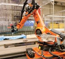 Industrial Research Technologies' seven-axis robot