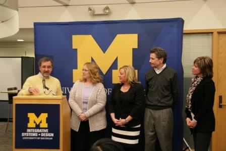 A Partnership for Success: U-M and GM Offer Customized Master's Programs to GM Employees