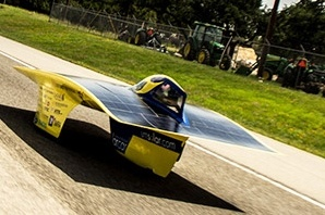 Michigan Solar Car Defends National Title in Hard-fought Win