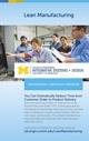 Lean Manufacturing Brochure