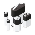 icon Batteries