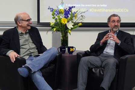 IDEO Founder Visits ISD