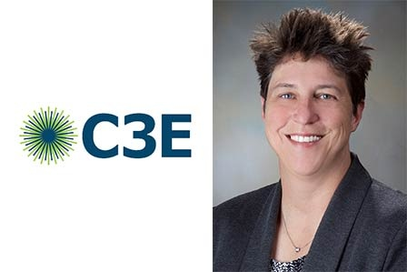 ISD Alumna Receives C3E Award