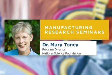 Manufacturing Research Seminars Bring Speakers from Around the World to ISD