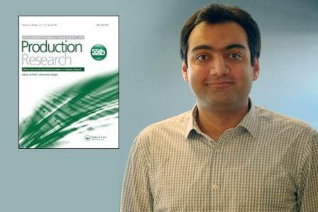 Student Profile - Best Paper Winner Pooya Alavian