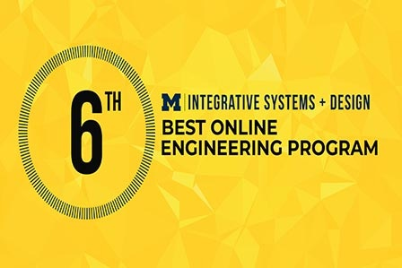 ISD Ranked as 6th Best Online Engineering Program