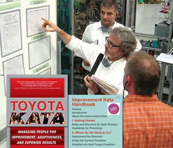 Toyota Kata Training Course: Building Competitive Advantage with Lean